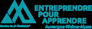 Logo entreprendre pour apprendre
